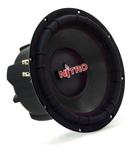 Subwoofer Spyder Nitro G5 12 Polegadas 700w Rms 4+4 Ohms