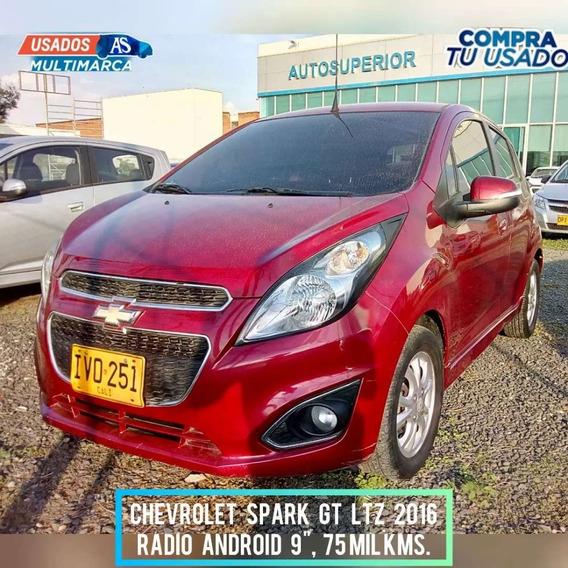 Chevrolet Spark Gt Ltz 2016