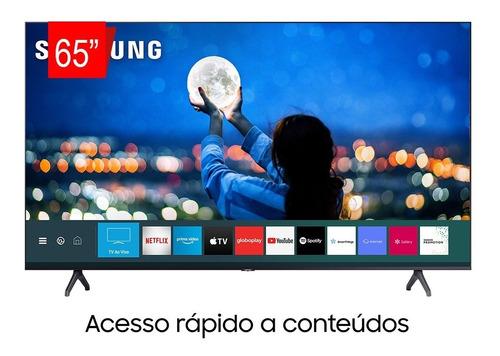 Smart Tv Led 65 Samsung 65tu8000 Crystal Uhd 4k Bluetooth