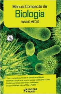 Manual Compacto De Biologia - Ensino Méd Cleuza Boschilia