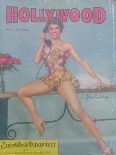 Revista Hollywood Antiga E Rara N 4