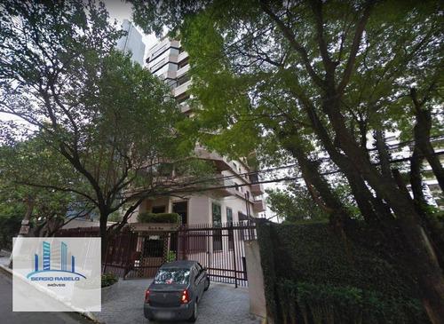 Apartamento Residencial Com 4 Dormitórios À Venda Na Rua Canário - Moema - São Paulo/sp - Ap3334