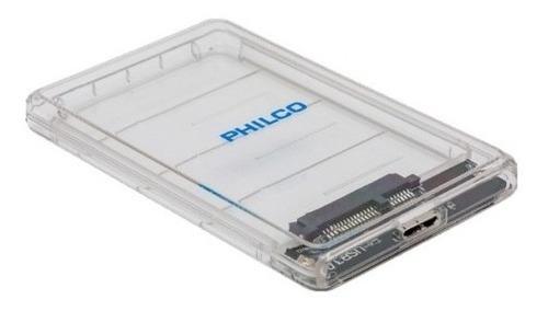 Case Disco Duro 2.5 Usb 3.0 Philco - Revogames