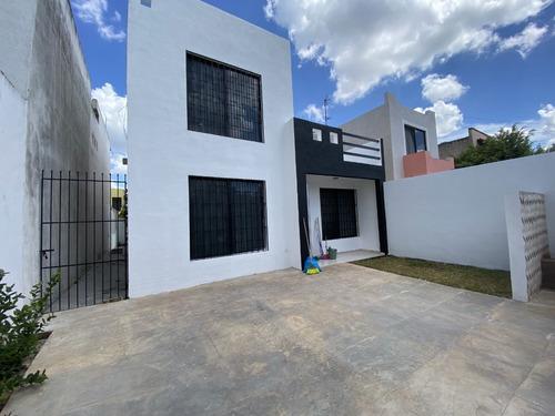 Imagen 1 de 8 de Casa En Renta En Francisco De Montejo, Mérida. Dos Plantas