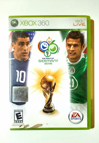 Fifa World Cup Germany 2006 Xbox 360 Lenny Star Games