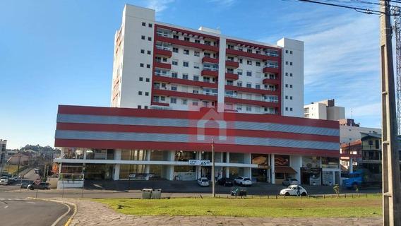 Apartamento Com 2 Dormitórios Para Alugar, 62 M² Por R$ 880/mês - Desvio Rizzo - Caxias Do Sul/rs - Ap0776