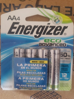 Pila Energizer Eco Advanced X 4und