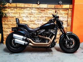 Harley Davidson Dyna Fat Bob 114 2018