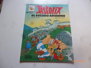 Asterix El Escudo De Averno.grijalbo Barcelona 1994.