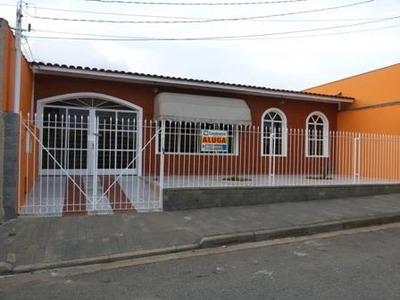 Casa Com 2 Dormitórios Para Alugar, 160 M² - Jardim São Paulo - Sorocaba/sp - Ca2853