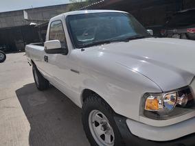 Ford Ranger Pickup Xl L4 5vel Aa Mt Entera Muy Buena¡¡