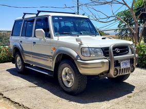 Hyundai Galloper 2000 / Precio Negociable
