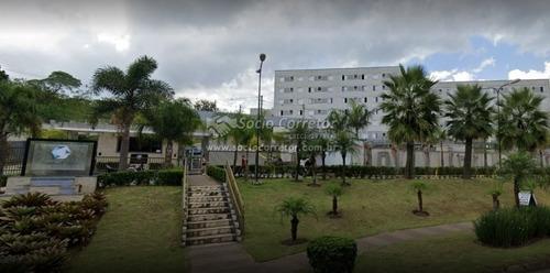 Imagem 1 de 15 de Vendo Apto 41m² -  Cond. Pq. Santa Lúcia - Água Chata - Apartamento A Venda No Bairro Água Chata - Guarulhos, Sp - Sc00644