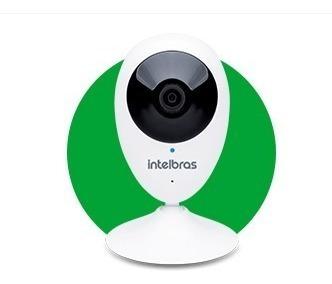 Câmera Intelbras Mibo Wifi Hd 720p Ic3 Micro-sd - Lançamento