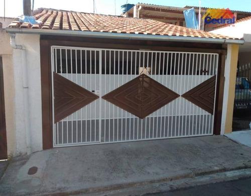 Casa Com 2 Dormitórios À Venda, 61 M² Por R$ 320.000 - Jardim São Pedro - Mogi Das Cruzes/sp - Ca0789
