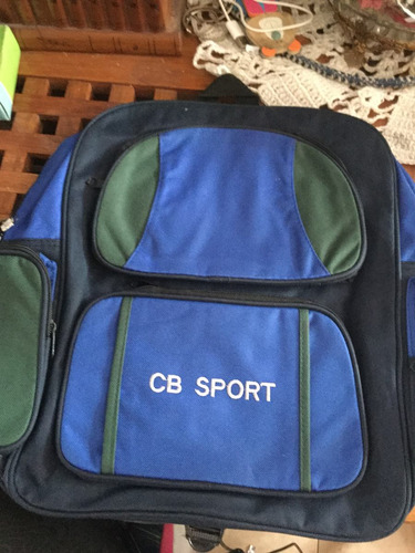 Mochila Escolar- Urbana Cb Sport
