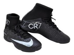 Tenis/cano Alto Cr7 Futsal/10 %off