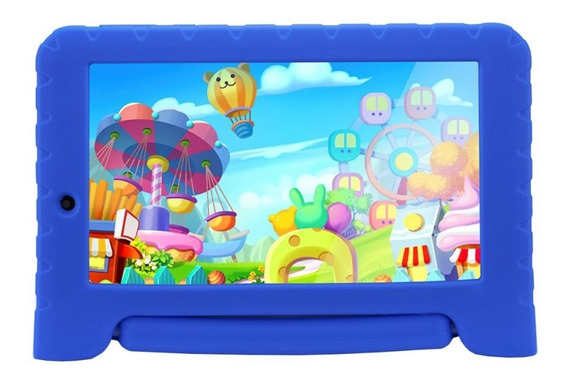 Tablet Multilaser Kid Pad Nb278 Wi-fi 8gb Android 7.0