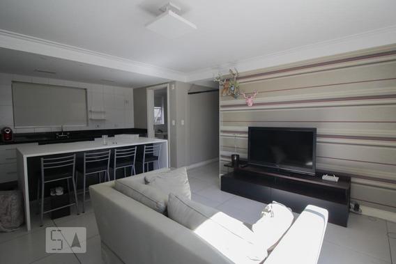 Apartamento Para Aluguel - Água Verde, 1 Quarto, 75 - 893113564