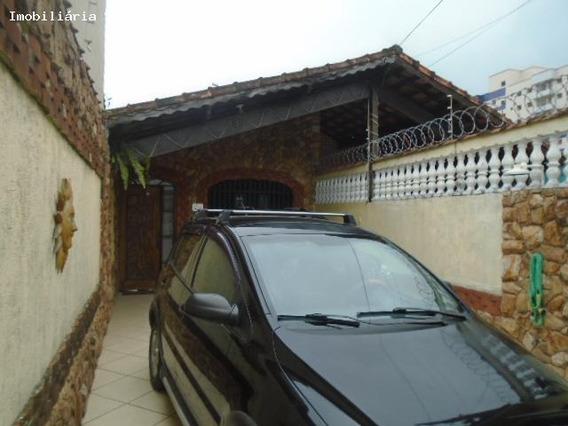 Casa Para Venda Em Praia Grande, Mirim, 4 Dormitórios, 1 Suíte, 3 Banheiros, 3 Vagas - 1261_2-957011