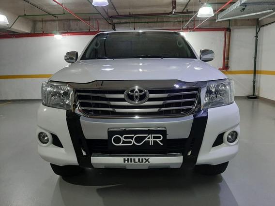 Toyota Hilux Cd Srv 4x2 2.7 Flex Aut. 2015