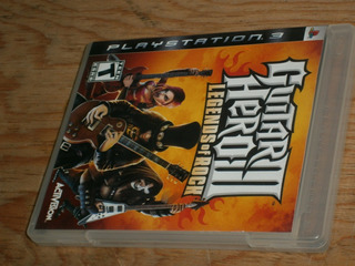 * Longaniza Games * Ps3 Guitar Hero Iii