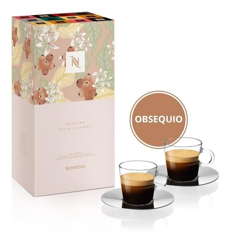Cápsulas De Café Nespresso Pack Tributo Madres X 120
