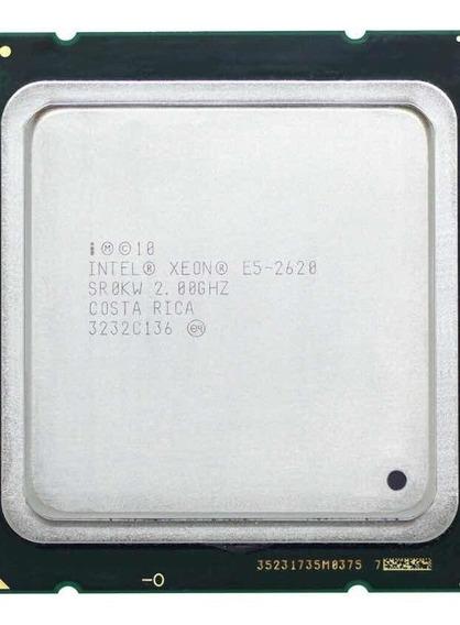 Processador Xeon E5 2620 V2