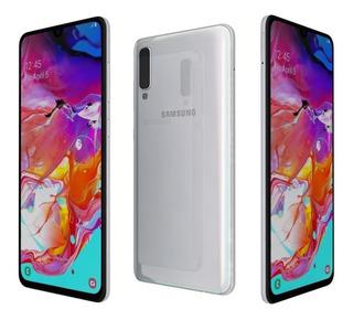 Samsung Galaxy A70 A705f/ds 128/6ram 32mpx Dual Sim Sellados