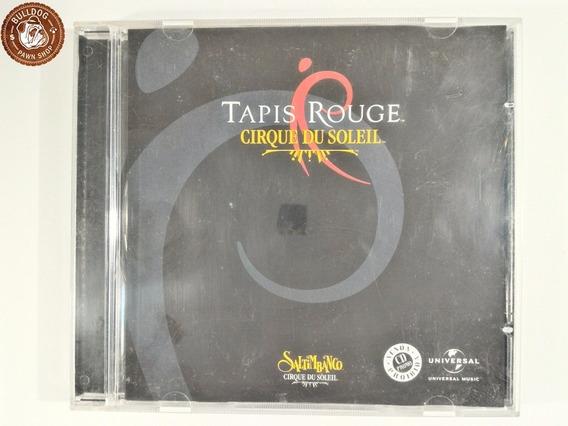Cd Circo De Soleil Cirque Du Soleil Tapis Rouge - J9