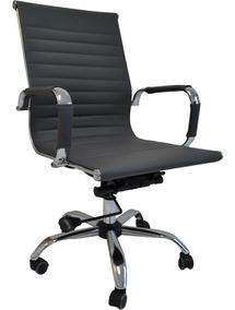 Cadeira Escritorio Charles Eames Diretor Esteirinha