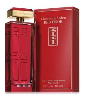 Perfume Red Door De Elizabeth Arden 100 Ml Edt Original