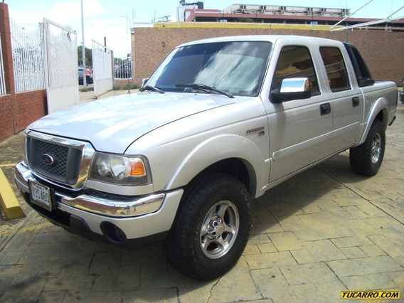 Ford Ranger Xlt 4x2 - Sincrónica