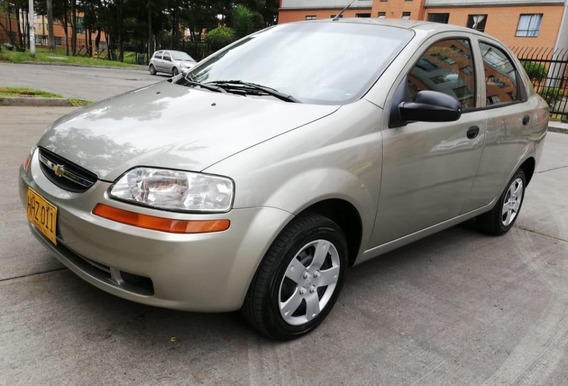 Chevrolet Aveo Family A/a