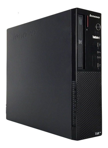 Cpu Desktop Lenovo Edge 71 Core I3 8gb Ram Hd 500gb Wifi