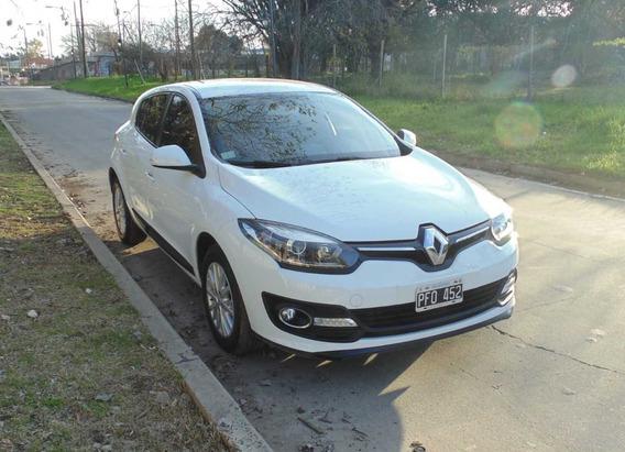 Renault Megane Iii 1.6 Ph2 Luxe Pack
