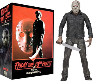 Jason Friday The 13th A New Beginning Neca Ultimate