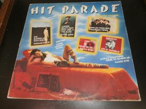 Capa Lp Hit Parade Vol.6, Ano 1983, Disco Vinil - Obs