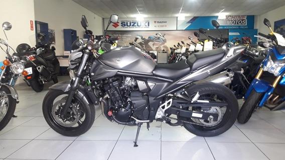 Suzuki Bandit 650 N 2011 Cinza Toda Original