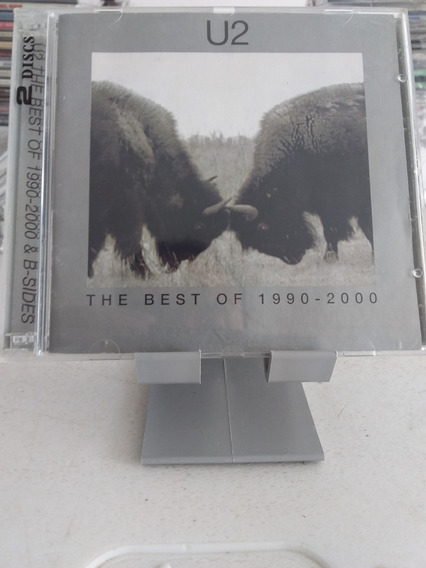 U2 - The Best Of 1990 2000 & B Sides Cd