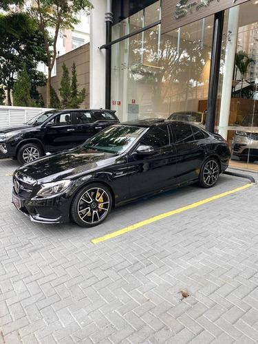 Mercedes-benz C 43 Amg 3.0 V6 Gasolina 4matic 9g-tronic