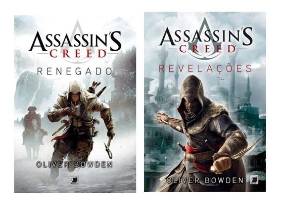 Kit 2 Livros Assassin