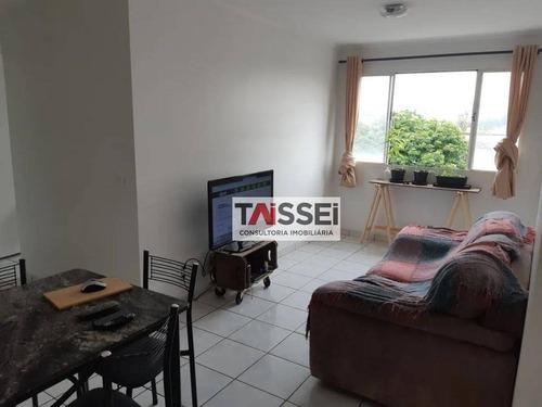 Apartamento Com 2 Dormitórios À Venda, 52 M² Por R$ 375.000,00 - Ipiranga - São Paulo/sp - Ap8041
