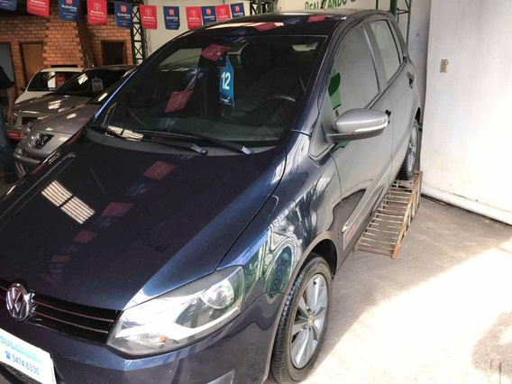Volkswagen Fox 1.6 Vht Rock In Rio Total Flex 5p 2012