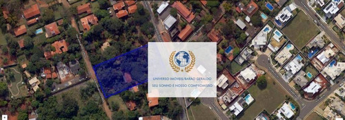 Imagem 1 de 1 de Área À Venda,  Zona 03 Hachurada, Guará 4050 M² Por R$ 2.050.000 - Barão Geraldo - Campinas/sp - Ar0116