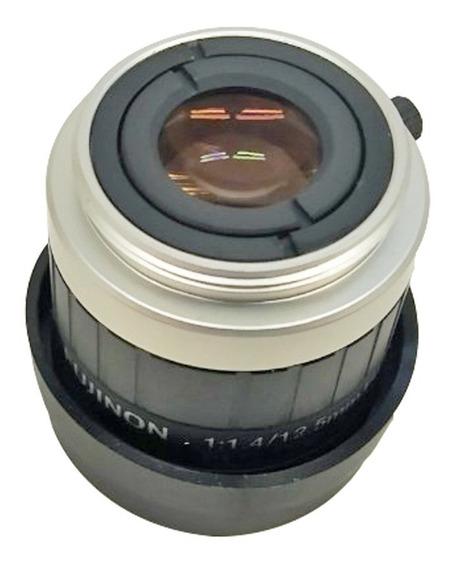 Lente Fujinon Fanuc Hf 12.5ha - 1b 1:1.4/12.5mm