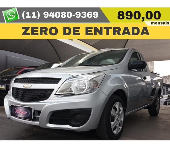 Chevrolet Montana 1.4 Ls 2016 2017 Zero De Entrada