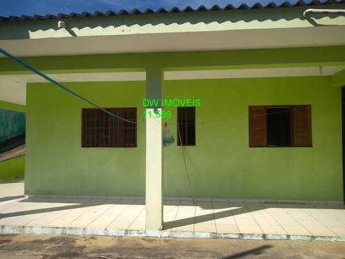 Chácara Juquitiba/centro/02 Casas/venda Ou  Troca - 04864 - 34121451