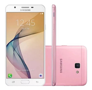 Celular Smartphone Samsung Galaxy J5 Prime 32g 13mp Vitrine