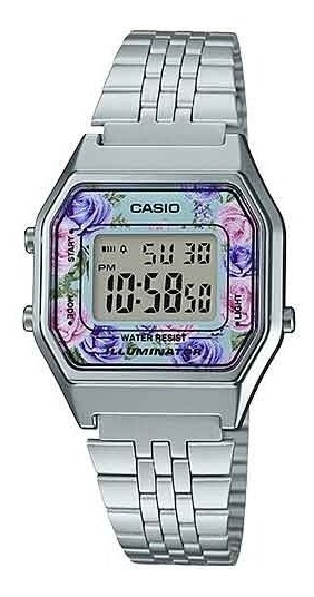 Relógio Casio Vintage La680wa-2cdf